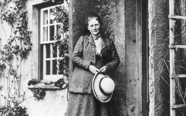 ROYAL MAIL'DEN BEATRIX POTTER ANISINA ÖZEL PUL KOLEKSİYONU